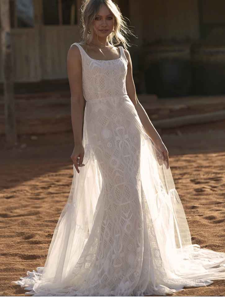 Evie Young Reign Wedding Dress at Cicily Bridal
