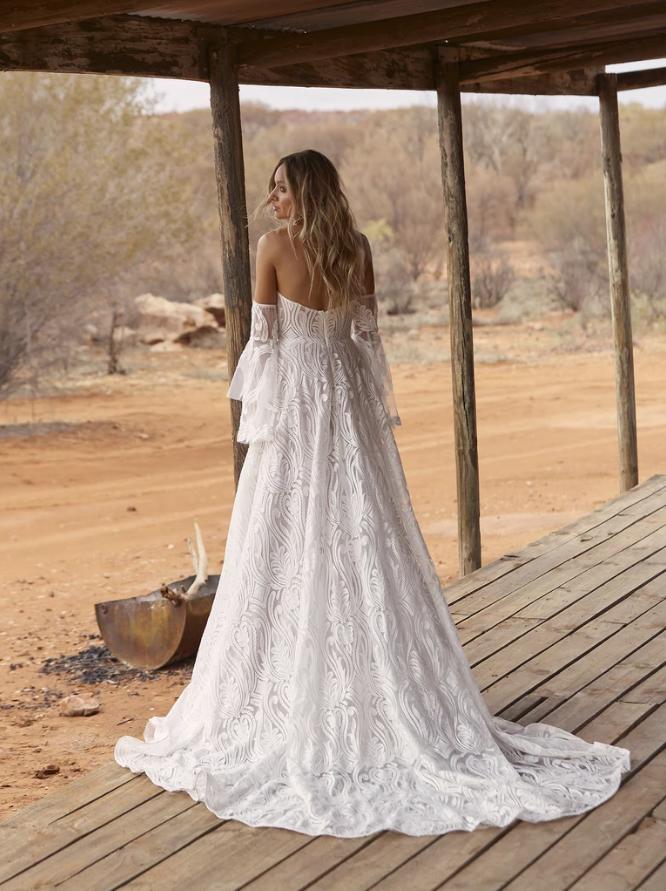 Evie Young Bridal Wren Wedding Dress at Cicily Bridal