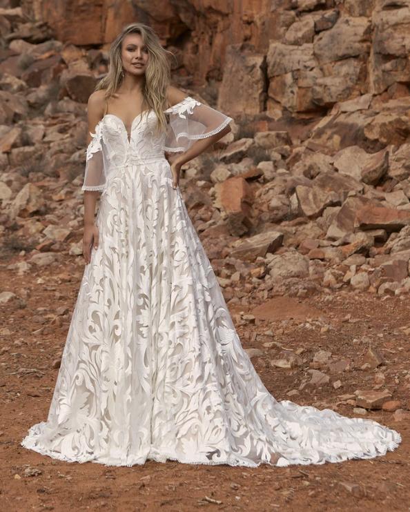 Evie Young Wyatt Wedding Dress at Cicily Bridal
