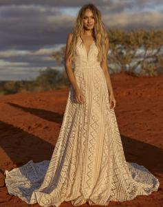 Evie Young Zelda Wedding Dress at Cicily Bridal