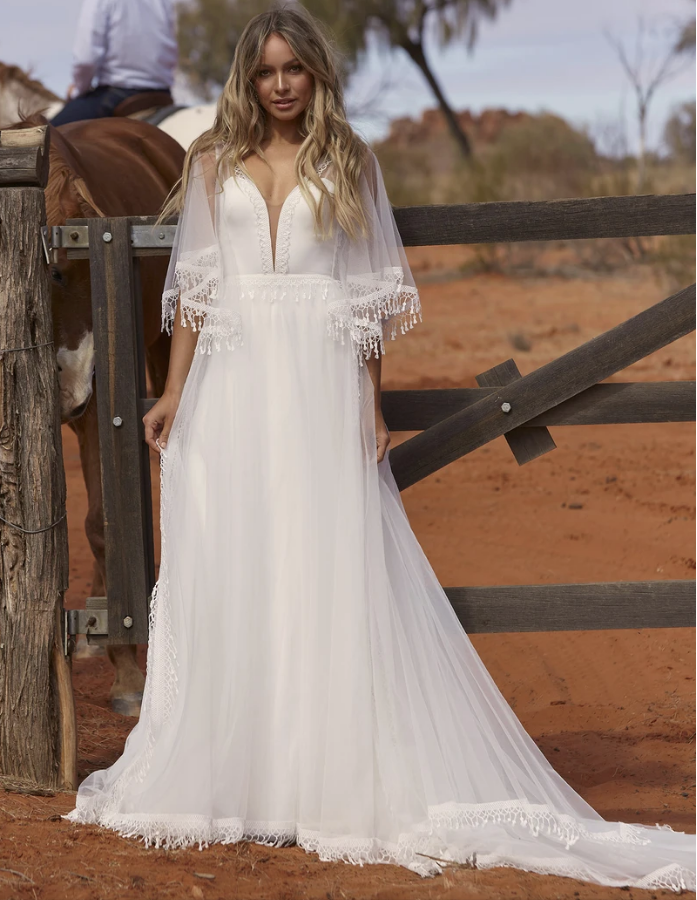Evie Young Scout Wedding Dress at Cicily Bridal